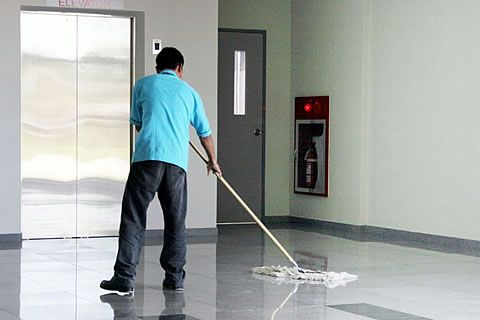 janitorial cleaners in Houston, TX